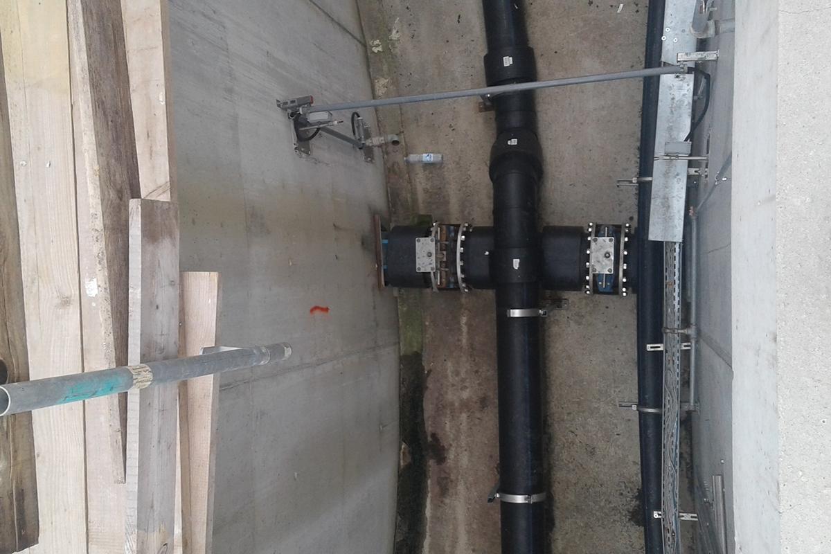 2017 • Impianto biogas